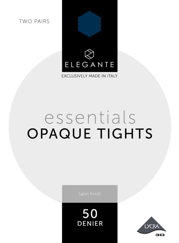 Essentials Opaque Tights