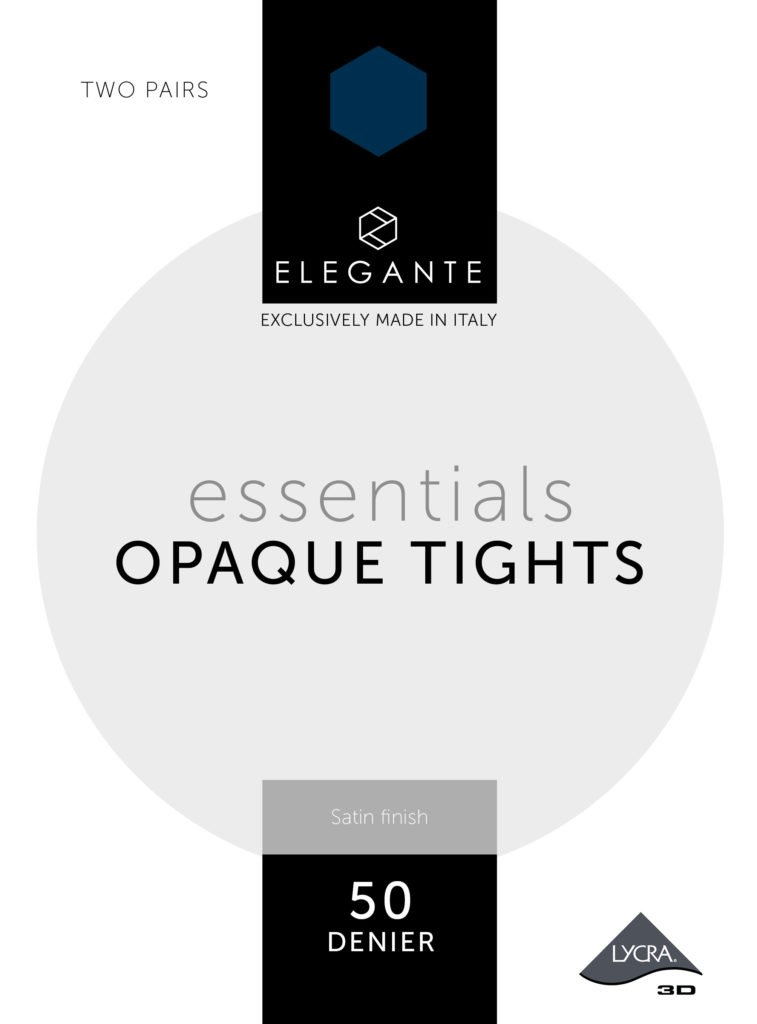 ESSENTIAL OPAQUE TIGHTS