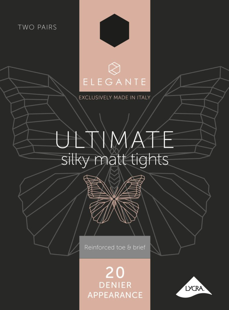 ULTIMATE SILKY MATT TIGHTS
