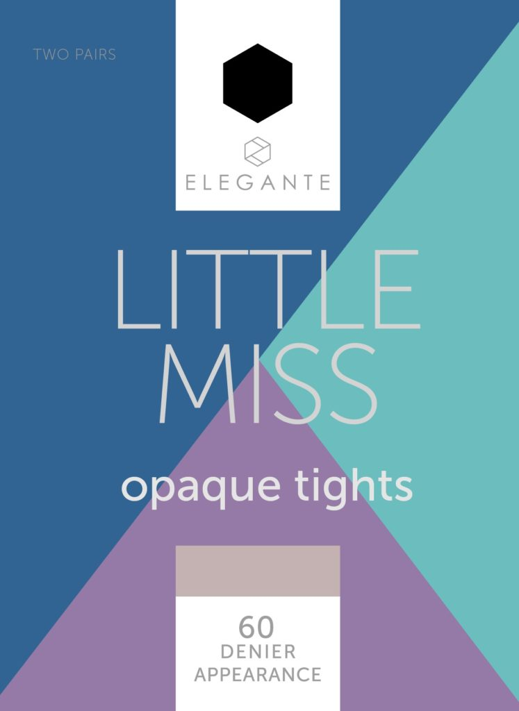 LITTLE MISS 60 DENIER TIGHTS